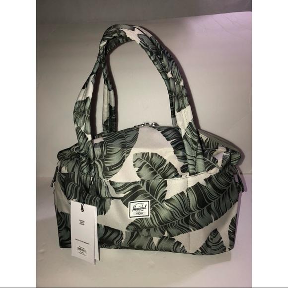 c33d7c3fa Herschel Supply Company Bags | Herschel Supply Co Silver B Strand Xs ...